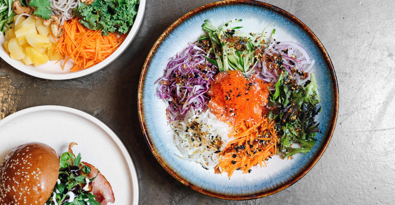 Japanese and Korean unite to delight at Missing Spoon in Gordon