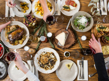 Acre Eatery's Italian feast is the best deal in town