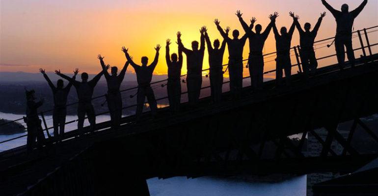 Bridge Climb Sydney's Music Sunset Sessions