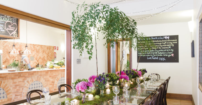 Food made with a lotta love is Newtown's newest destination