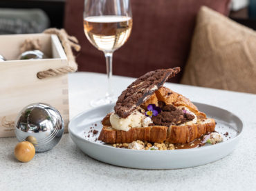 The Fernery, Mosman goes français for Brunch