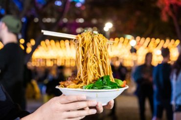 Say Goodbye – Good Food Month Night Noodle Markets last hurrah!