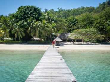 Fiji's perfect private island