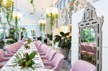 Farm to fork dining as Botanica Vaucluse showcases its spring collection