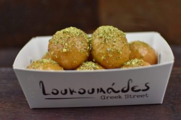 Run, donut walk. Loukoumades Greek Street is the dessert delight fit for the gods.
