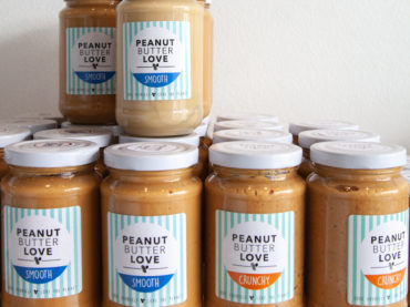 PeanutButterLove gives Manly guilt free desserts for breakfast, lunch and dinner