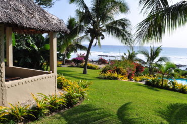 Bliss out at Vanuatu's hot new yoga retreat