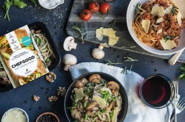 Say hello to Chefgood, a meal plan for health and wellbeing