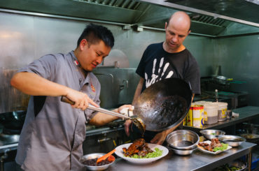 Sling yourself to Singapore with Cirrus Dining