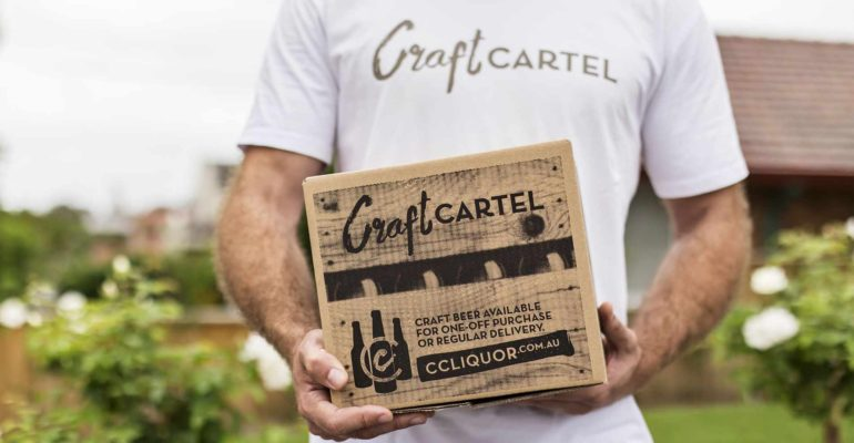 Beer Busters – Craft Cartel Liqour bring the brewery to you!