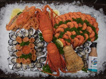 Mothers Day ISO – Get Fish creates new seafood platters