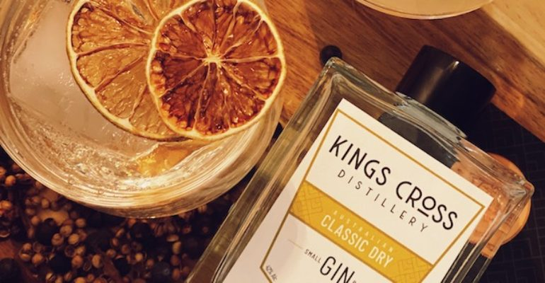 Let the fun times be GIN! Q&A with 'Spirit Architect' of  Kings Cross Distillery