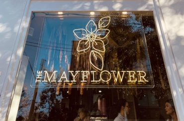 In full bloom. Sydney's new must visit venue – The Mayflower