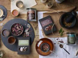 Organic Merchant Teas -Is it tea time yet?