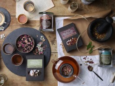 Organic Merchant Teas -Is it tea time yet?