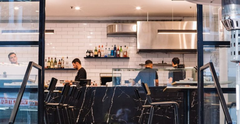 Above Par launches Middle Eastern street food dining which is a notch above the rest