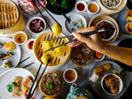 Bottomless Yum Cha at Gardens by Lotus