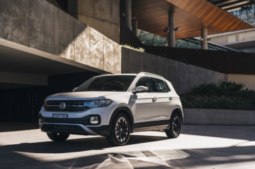 Tech Addict: Small & mighty,  VW introduces the diminutive T-Cross