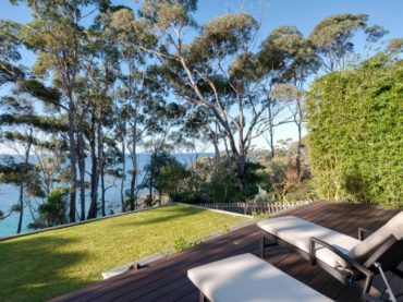 Luxury House Review – Bannisters Oceanfront. Beachfront oasis, cooks nivarna & vineyards