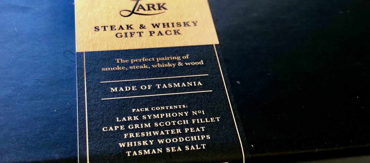 Let Lark Distillery take you to Tassie for an evening