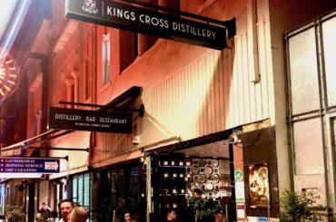 Kings Cross Distillery lights up the golden mile