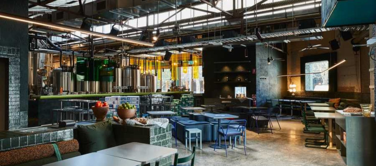 Gage Road Brewing Co opens its first micro brewery -Atomic Beer Project in Redfern