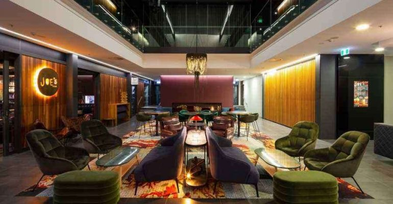 Hotel Review: East Hotel ups the ante with a lush lobby to lounge in