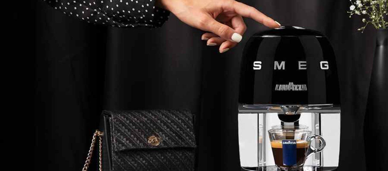 Tech Addict: SMEG & Lavazza Coffee Machine