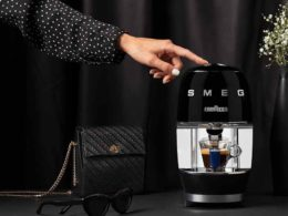 Tech Addict: SMEG & Lavazza Coffee Machine