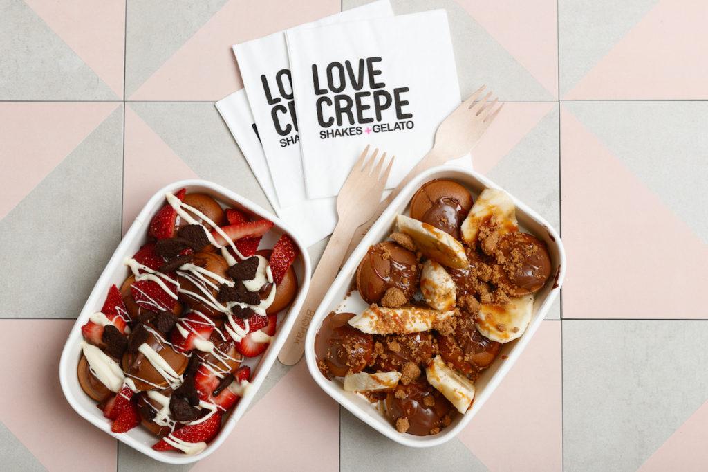 Love Crêpe - Waffle Balls