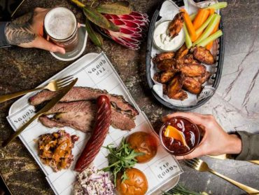 The Tap Rooms – Say G'day to Sydney's first brew & smokehouse