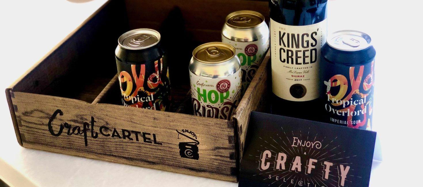 Craft Cartel brings Valentine love in a boozy box