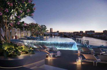 Hotel Review – Crown Towers in Barangaroo