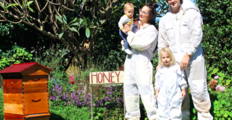 Q&A with the family bee-hind a sweet new initiative, Share Beehives