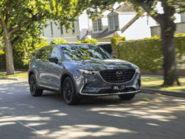 HUDs, leather and lights – Mazda CX-9 like you've never seen it before