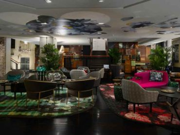Hotel Review: QT Sydney staycation in a Junior Suite
