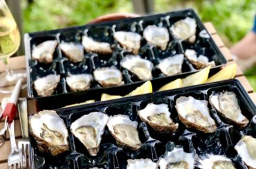 Perfect park life – seafood from Steve Costi